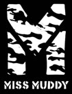 Miss Muddy Sticker